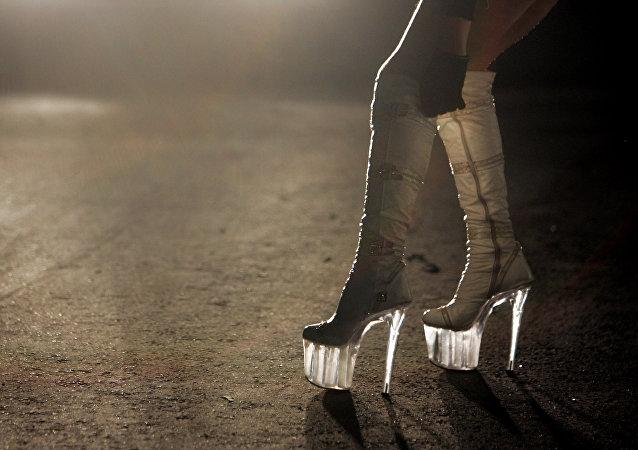 Prostitución en Argentina