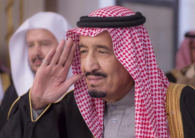 Salmán bin Abdulaziz Al Saúd, rey de Arabia Saudí (archivo)