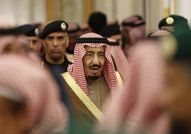 Salmán, rey de Arabia Saudí (archivo)