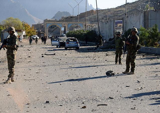 La situación en Afganistán (archivo)