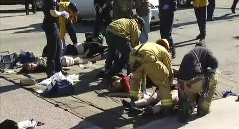 Al menos 14 muertos en el tiroteo de San Bernardino, según policía