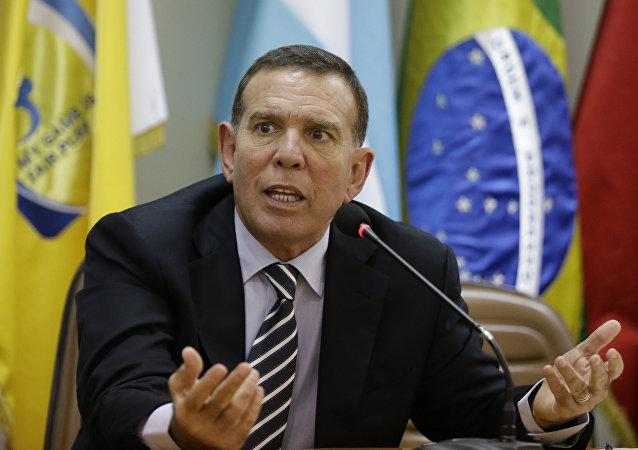 Juan Ángel Napout, expresidente de la Conmebol