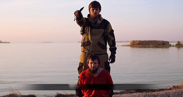 Ejecución del oriundo de Chechenia por el grupo Daesh