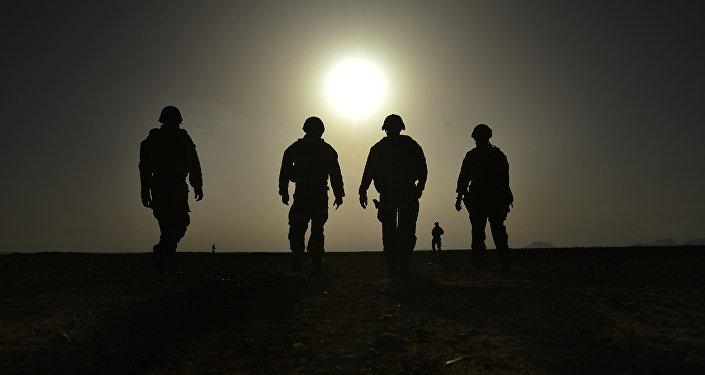 Ejército de EEUU en Afganistán