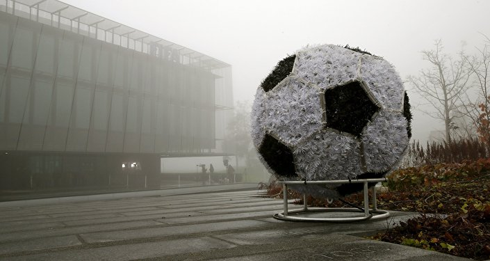 Sede de la FIFA en Suiza