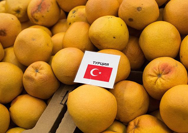 Rusia introduce veto a productos de Turquía