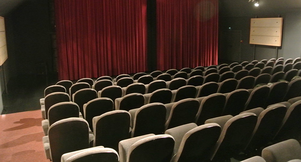 Cine (imagen referencial)