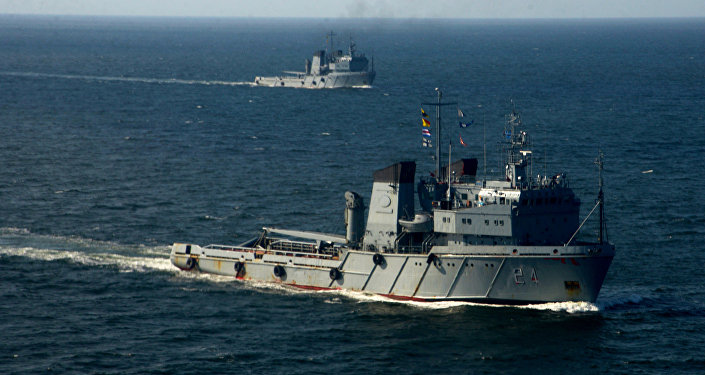 Buques rusos para la Armada argentina