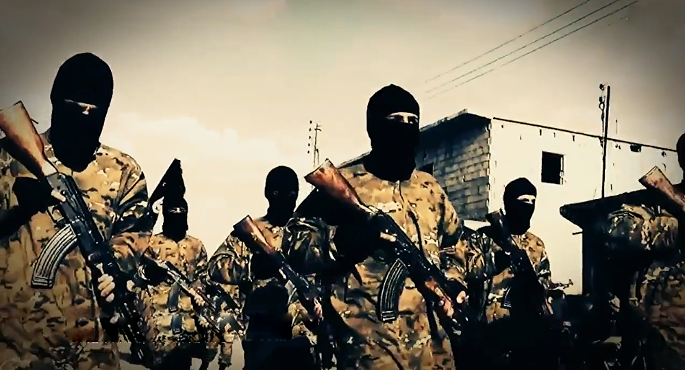 Terroristas del Daesh