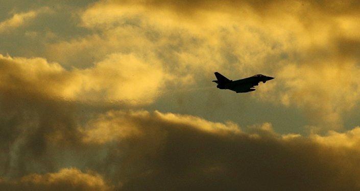 Caza Eurofighter Typhoon
