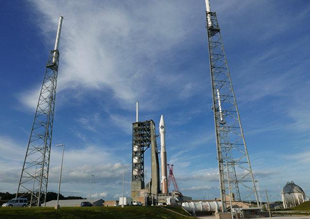 Aplazan otra vez el lanzamiento del cohete Atlas V con nave de carga Cygnus