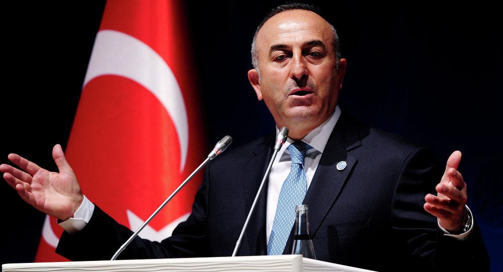 Resultado de imagen de Mevlut Çavușoğlu