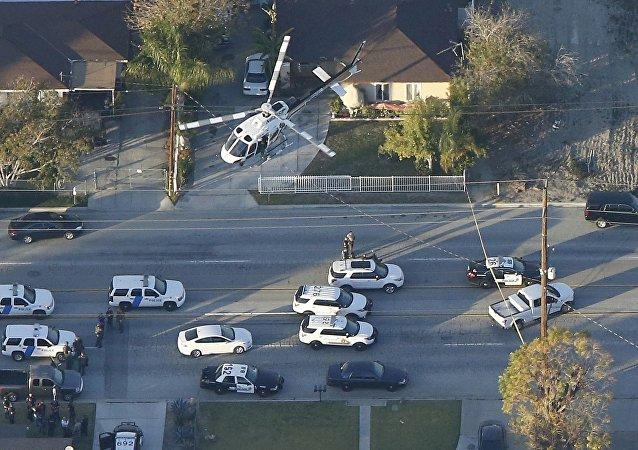 FBI encuentra 19 bombas caseras en domicilio de pareja musulmana