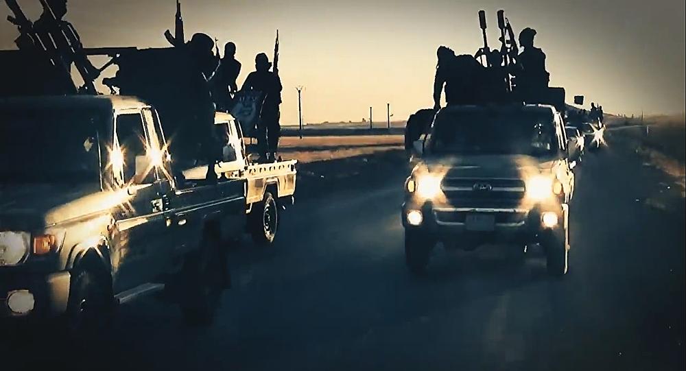 Resultado de imagem para retirada dos militantes do Daesh