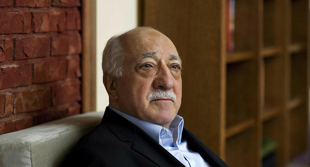 Fethullah Gulen, predicador islámico opositor