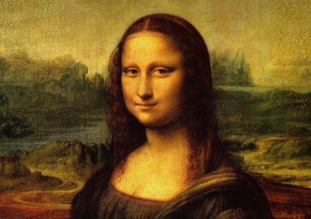 La Mona Lisa, obra de Leonardo da Vinci