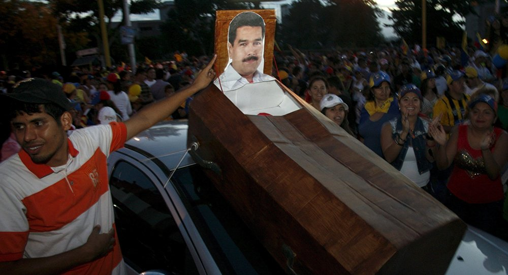 Cabello indicó que oficialismo se movilizará a Miraflores el 3-N