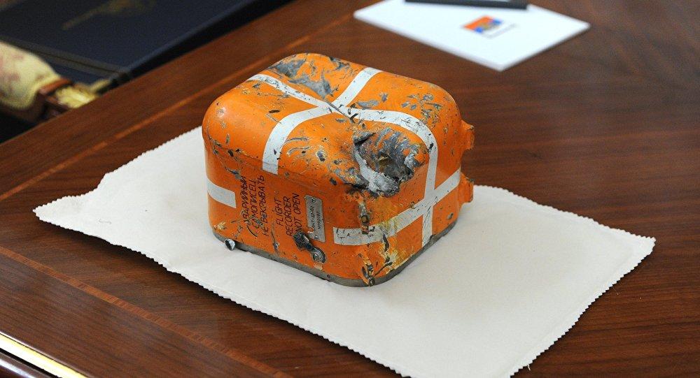 La caja negra del Su-24 ruso derribado por Turquía