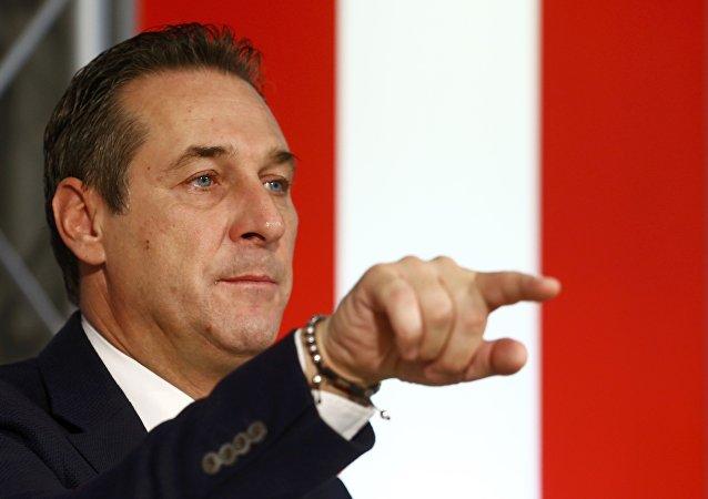 Heinz-Christian Strache, exvicecanciller de Austria