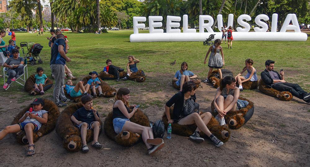 Festival cultural Sentir Rusia en Buenos Aires