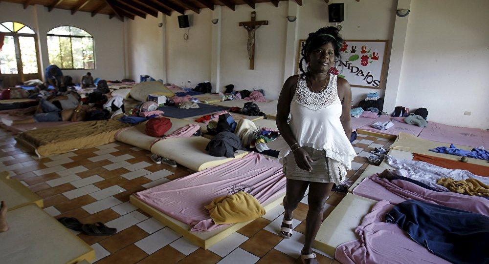 EEUU debe contribuir a solucionar crisis de migrantes cubanos en Costa Rica