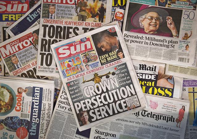 Escándalo de las interferencias ilícitas de la prensa popular en Reino Unido