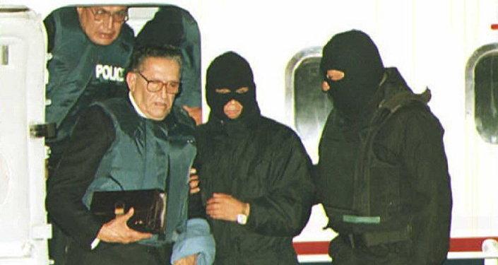 Luis García Meza, ex presidente de Bolivia (1980-1981) (Archivo)