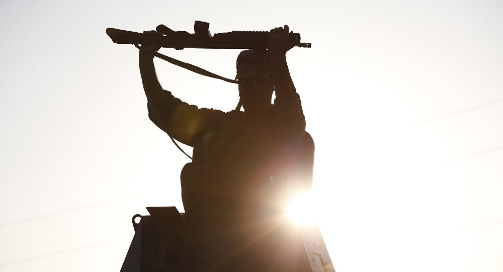 El Ejército de Erdogan cubre repliegue de los terroristas en Siria