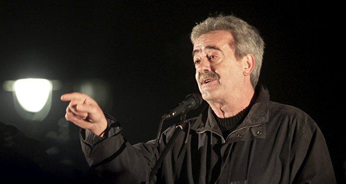 Momir Bulatovic, expresidente de Montenegro