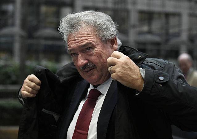 Jean Asselborn, presidente del Consejo de la Unión Europea