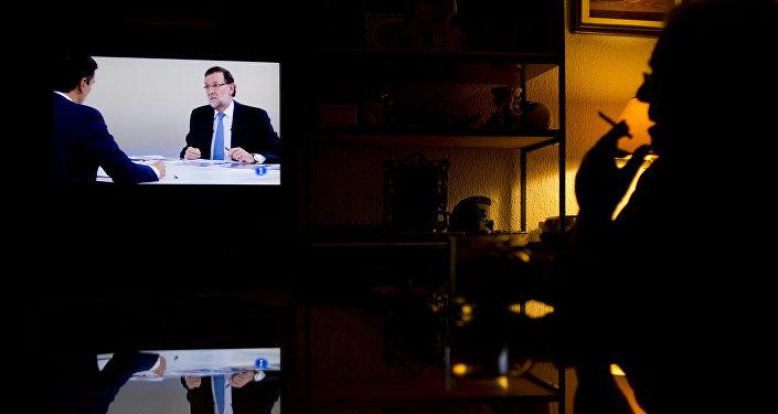 Líder del PSOE, Pedro Sánchez y líder del PP, Mariano Rajoy (archivo)
