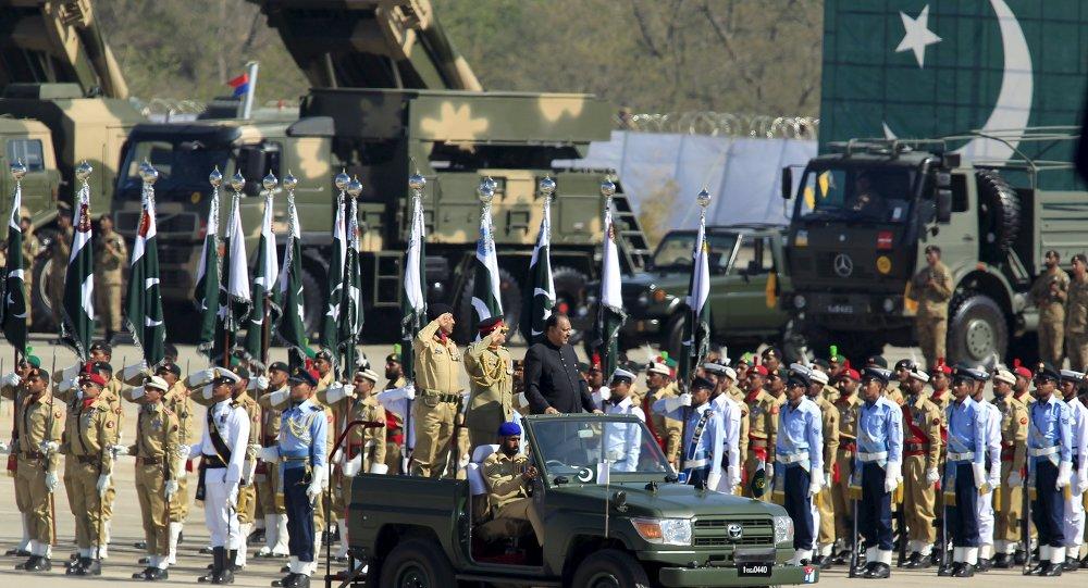 Militares de Pakistán