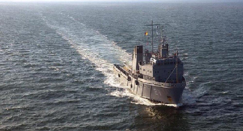 Un aviso ruso para la Armada Argentina