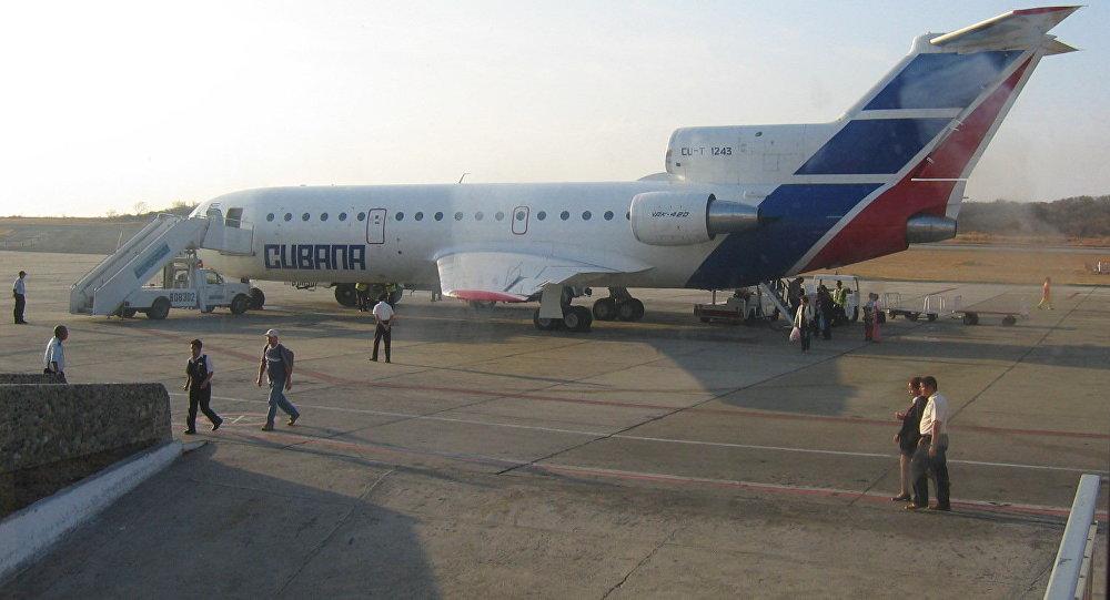 Aeropuerto Internacional de Santiago de Cuba