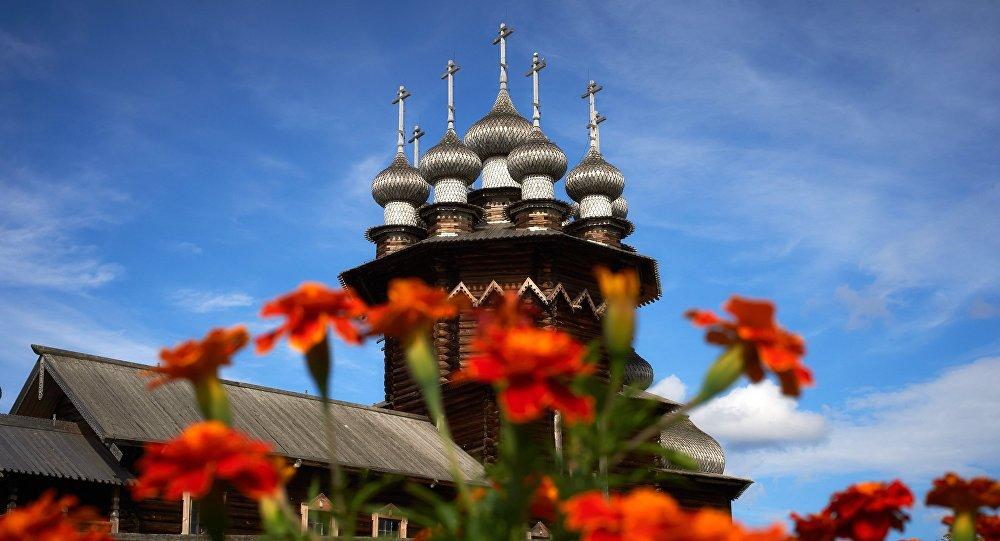 El museo-reserva Kizhi