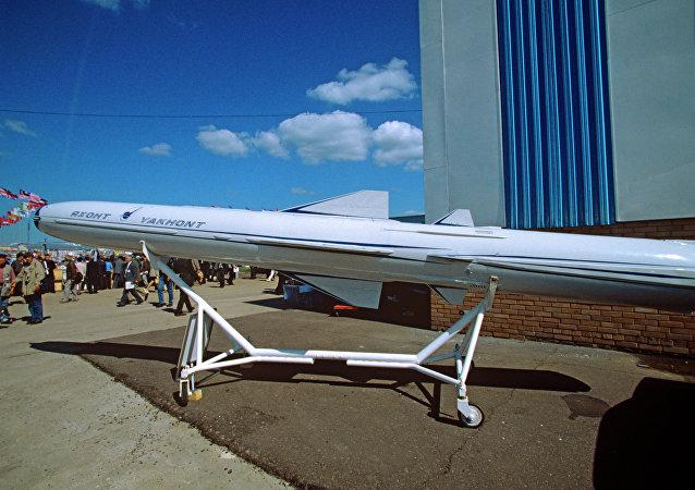Yakhont / Oniks P-800, misil de crucero