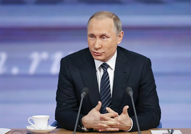 Gran rueda de prensa de Vladímir Putin