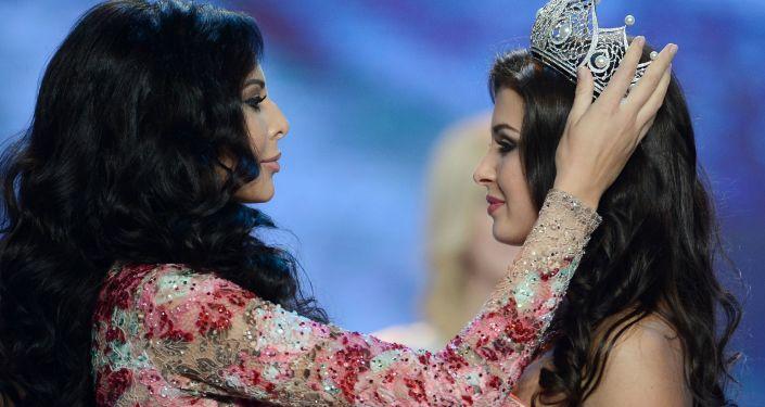 Las finalistas del concurso naiconal Miss Rusia 2015