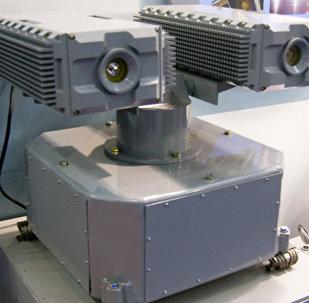 La estación de interferencias óptico-visuales rusa Grach