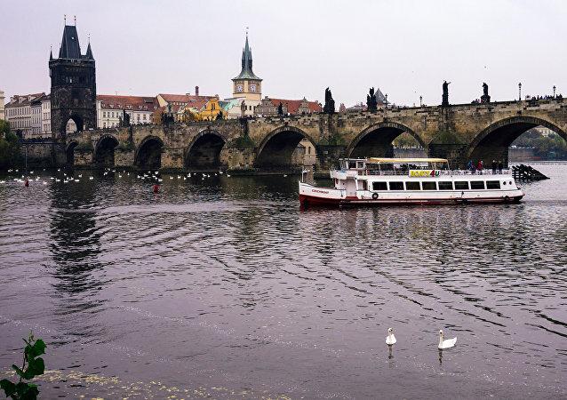 Praga, la capital de la República Checa