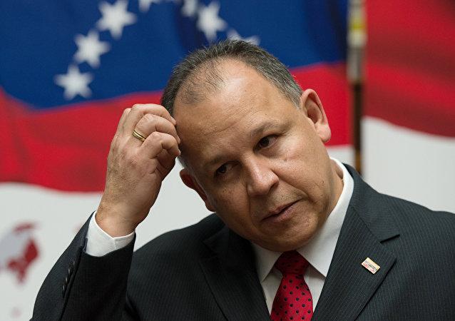 Juan Vicente Paredes Torrealba, embajador de Venezuela en Rusia