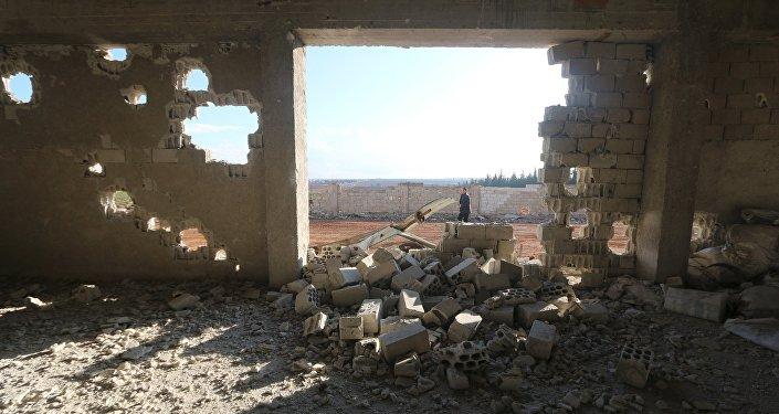 La situación en la provincia de Idlib (Siria)