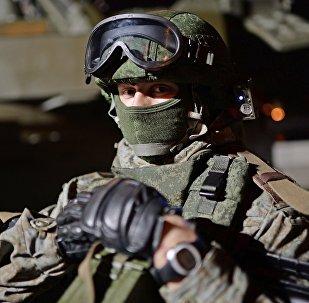 Soldado ruso (archivo)