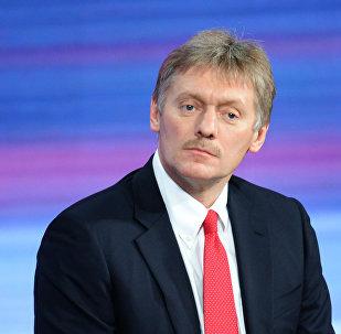 Portavoz del Kremlin, Dmitri Peskov