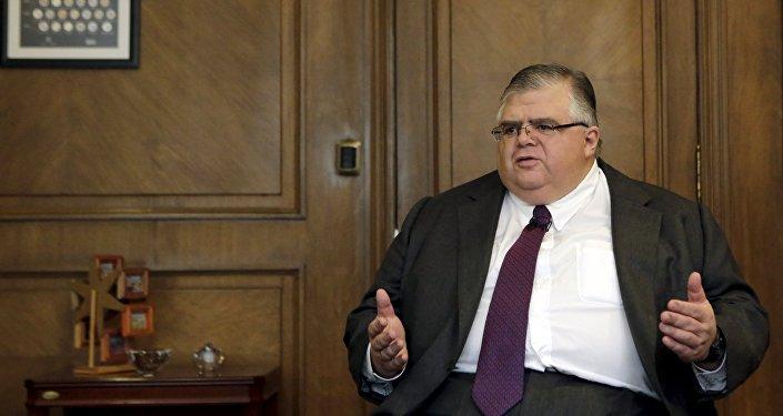 Gobernador del Banco de México, Agustín Carstens