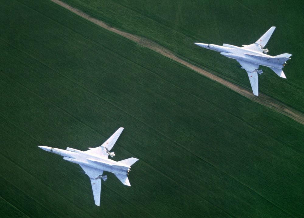 Aviones rusos de largo alcance
