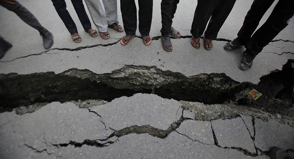 Consecuencias del sismo en Katmandú, Nepal
