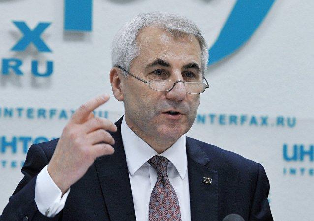 Vygaudas Usackas, embajador de la Unión Europea en Rusia