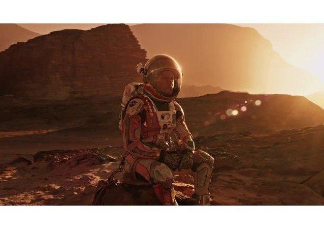Tráiler oficial de la película Marte en España