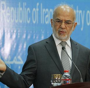 Ibrahim al Jaafari, ministro de Exteriores de Irak